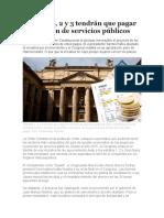 INFORME DE CORTE DE SERVICIOS PUBLICOS