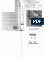 View From Within First Person Approaches Study of Consciousness Francisco J. Varela Jonathan Shear