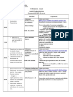 1ro clases del 10 al 31 marzo  2020