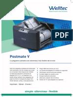 Postmate-V