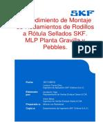Procedimiento de Montaje de Rodamientos Sellados MLP