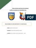TAREA DE MECANICA DE FLUIDOS Nª1-RESUMEN DE FLUIDOS NEWTONIANOS Y NO NEWTONIANOS