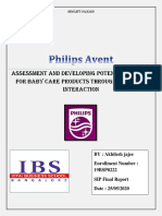 Philips Avent final report converted