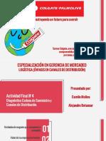 Presentación colgate-palmolive Camilo Molina - Alejandro Betancur