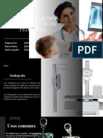 Estudios o medios diagnósticos en pediatría