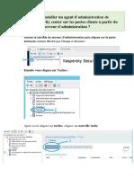 tuto-pour-linstallation-de-lagent-dadministration-kaspersky