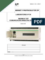 2019 - Laboratorio-04-DCS-Redes Ethernet TCPIP - Comunicacion Modbus TCP.docx