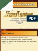 2.MSDM External Environement