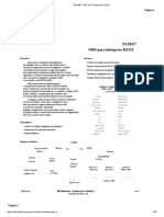 ELM327 OBD para intérprete RS232