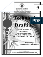 Technical Drafting 9 Q1W1