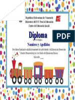 Diploma Trencito 2 [UtilPractico.com].ppt