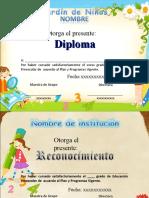 Diplomas Varios 6 Plantillas Diferentes [UtilPractico.com].ppt