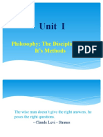 Philosophy Notes