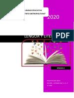 LENGUA Y LITERATURA-JULIO
