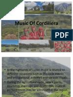 Music Of Cordillera