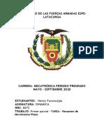 Puruncajas_Henry_Dinamica_Resumen_de_Movimiento_Plano