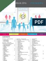 Primark Employee Handbook