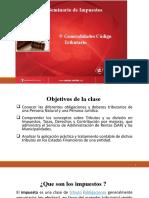 Semana 1 - Generalidades Código Tributario (1)