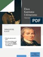 Ética Kantiana-Utilitarismo