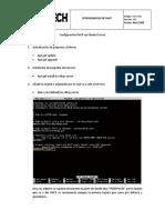 Configuración DHCP en Ubuntu Server