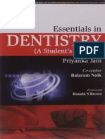 Essentials in Dentistry