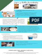 6.infografia . Ventajs del yogur