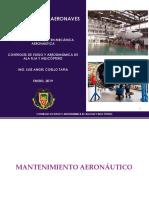 CLASE 4 INSPECCIONES DE AERONAVES