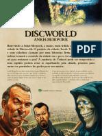 Discworld Livro de Regras Pt-BR