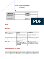 RISK ANALYSIS REPORT A2
