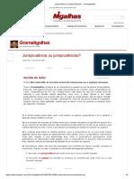 Jurisprudência ou jurisprudências_ - Gramatigalhas.pdf