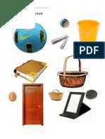 Bulatkan objek yang kecil- diskriminasi objek kecil-KM tahun 1
