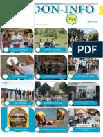 Le journal PDF de l'association Verdon-info