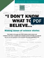 Short Peer Review Guide