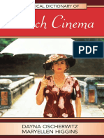 Historical Dictionary of French Cinema