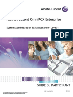 OXE System Administration & Maintenance – Level 1 -2011