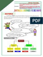 LA MATERIA 2