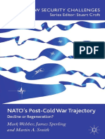 NATO's Post-Cold War Trajectory - Decline or Regeneration