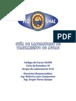 GUIA DE 1 - muestreo - T DE AGUAS