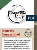 COMPARTILHE APRESENTAÇÃO