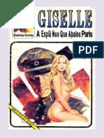 001 Giselle nua pela Franca