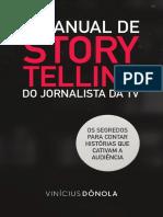 Vinícius Dônola - O Manual de Storytelling do Jornalista da TV