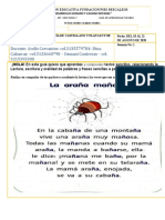 GUIA FLEXIBLE DE CASTELLANO Y PLAN LECTOR  ( SEMANA 1)