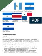 actividad productiva de centroamerica