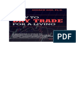 How to Day Trade for a Living by Andrew Aziz - Español