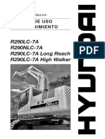 R290LC-7A_Mantenimiento