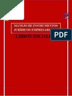 LIBROS SOCIALES