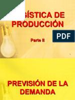 1. LOGISTICA DE PRODUCCION II b