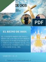 EL REINO DE DIOS ppt por arreglar (1)