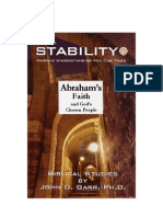 Abrahams Faith