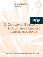 BKlet - Consumer behaviour in clothing choices and implications.pdf
